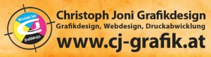Banner-Transparent von Christoph Joni Grafikdesign - Webdesign - Druckabwicklung - www.cj-grafik.at